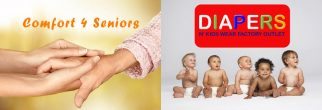 Diapers N' Kids Wear Factory Outlet